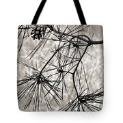 Needles Everywhere Tote Bag