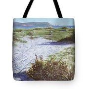 Needles From Hengistbury Head Tote Bag