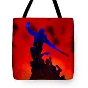 Negan Triumph  Tote Bag