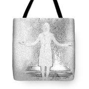 Negative Into A Positive Tote Bag