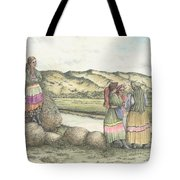 Negotiations Tote Bag