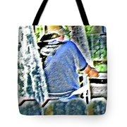 Neighborhood Gardener 2 Tote Bag
