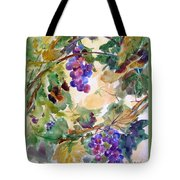 Neighborhood Grapevine Tote Bag