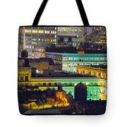Neighborhood Jazz Tote Bag
