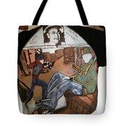 Neighorhood Watch Tote Bag
