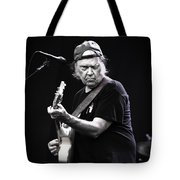 Neil Young Tote Bag