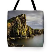 Neist Point Coastline Tote Bag