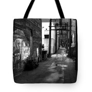 Nelson Bc Alley Tote Bag