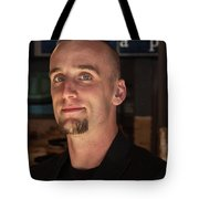 Nelson's 3/4 View Tote Bag