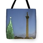 Nelson's Christmas Tree Tote Bag