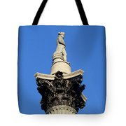 Nelson's Column, Trafalgar Square, London Tote Bag