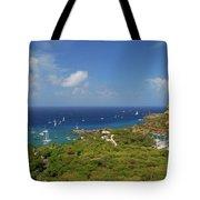 Nelson's Dockyard Antigua Tote Bag