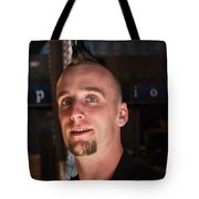 Nelson's Mohawk 10-14-16 Tote Bag