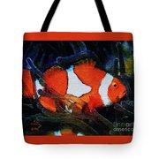 Nemo's Marlin Tote Bag