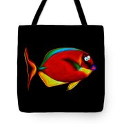 Nemo's Uncle Willy Tote Bag