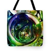 Nemunas Glass Paperweight Tote Bag