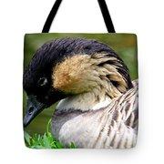 Nene Hawaii State Bird Tote Bag