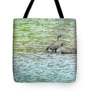 Nene Water Wings Tote Bag