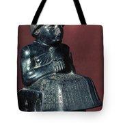 Neo-sumerian Prince Gudea Tote Bag