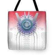 Neo Tech Tote Bag