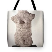 Neolithic Figure Tote Bag