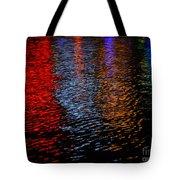 Neon Nites Tote Bag
