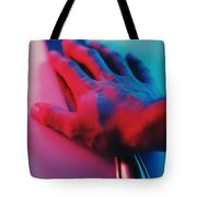 Neon Retrica Tote Bag