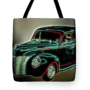 Neon Ride 3562 Tote Bag