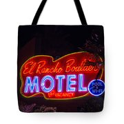 Neon Sign Tote Bag