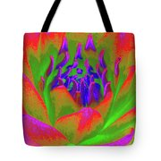 Neon Water Lily 02 - Photopower 3371 Tote Bag