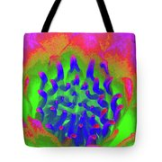 Neon Water Lily 03 - Photopower 3372 Tote Bag