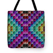 Neonbow Tote Bag