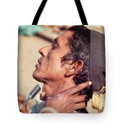 Nepal Shave Tote Bag