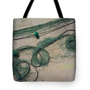 Neptune Green Tote Bag