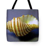 Neptune Whelk Seashell Tote Bag