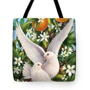 Neroli - Harmonious Partnership Tote Bag