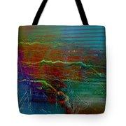 Nerve Impulses Tote Bag