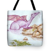 Nessy's Cousin Tote Bag