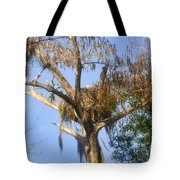 Nesting Up Tote Bag