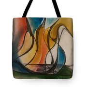 Nestlings Number Two Tote Bag by Gregory Dallum