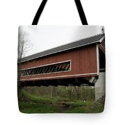 Netcher Road Covered Bridge 2 Tote Bag