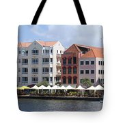 Netherlands Antilles Tote Bag