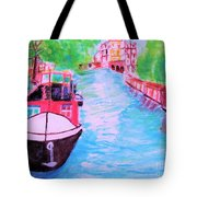 Netherlands Day Dream Tote Bag