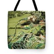 Nets N Ropes  Tote Bag