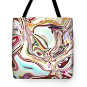 Neural Abstraction #11 Tote Bag