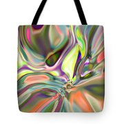 Neural Abstraction #14 Tote Bag