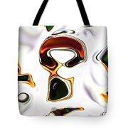 Neural Abstraction #6 Tote Bag