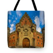 Neuschwanstein Castle Tote Bag