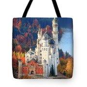 Neuschwanstein - Germany Tote Bag