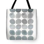 Neutral Stones- Art By Linda Woods Tote Bag